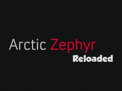 Arctic: Zephyr - Reloaded 暗黑色